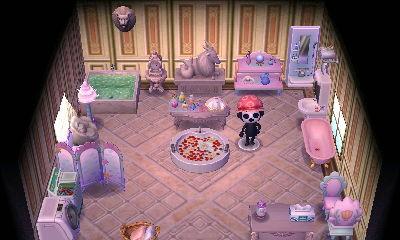 Marchenhaftes Badezimmer Animal Crossing Forum