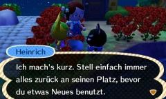Tipps von Onkel Heinrich / Azuria