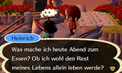 Och Heinrich :( / Azuria