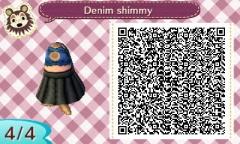 Denim shimmy 4
