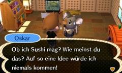 Wie wäre es mit Sushi? :D