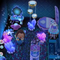 Fische-Raum