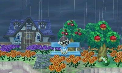 Regen = ♥