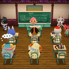 Unterricht mit den Kids!
