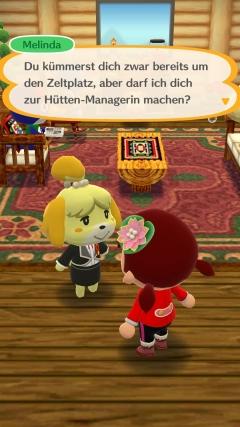 Nennt mich Hütten-Managerin