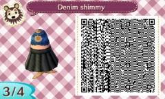 Denim shimmy 3