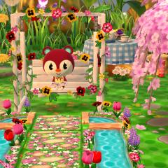 Blumenkönigreich