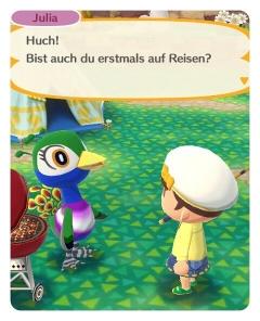 Animal Crossing Pocket Camp Julia