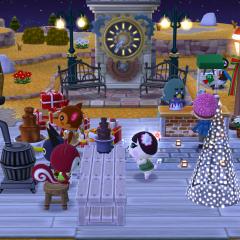 Erste Weihnachtsstimmung