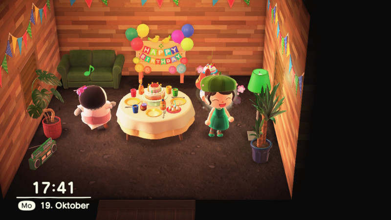 Dietmars Geburtstag