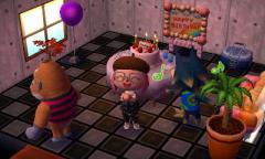 Weber hat Geburtstag!