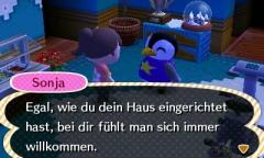Wie Lieb, von dir Sonja.