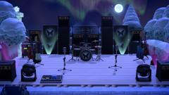 Monkeydhoo's Konzert-Stage, für private Gigs