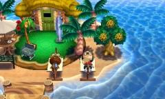 Tropisches Ferienparadies (draußen)