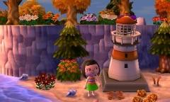 Der Leuchtturm am Strand
