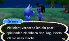 Grimm halt
