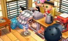 Voll die Arbeit im Cafe