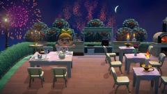 Firework Diner 🤩🎇