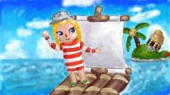 Liv entkommt der Insel