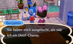 Doof-Champ :(