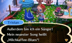 Milchkaffee-Blues