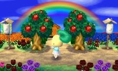 Oh guck mal, ein Regenbogen! <3