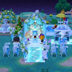Hochzeit?