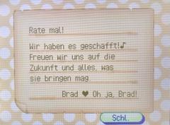 Oh ja, Brad!