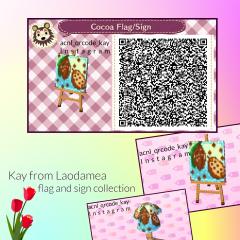 Cocoa Flag_Sign