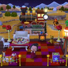 Vorweihnachtszeit in Pocket Camp