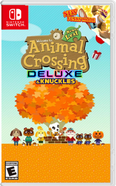 Animal Crossing newer leaf deluxe + new funky mode