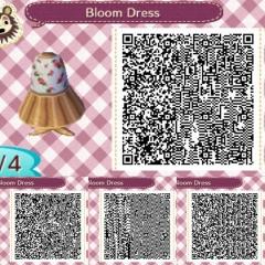 Bloom Dress ~ Blümchenkleid