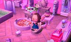 Ein Badezimmer für eine Prinzessin