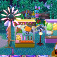 Fritzi und das Feuerwerk