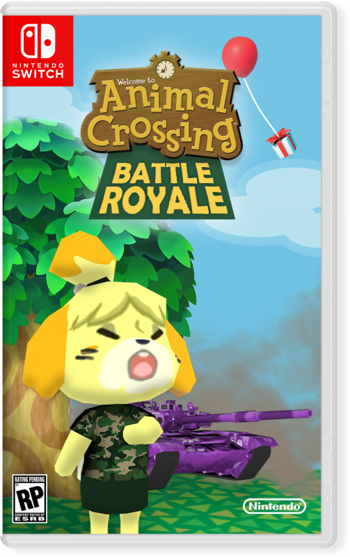 Animal Crossing: Battle Royale