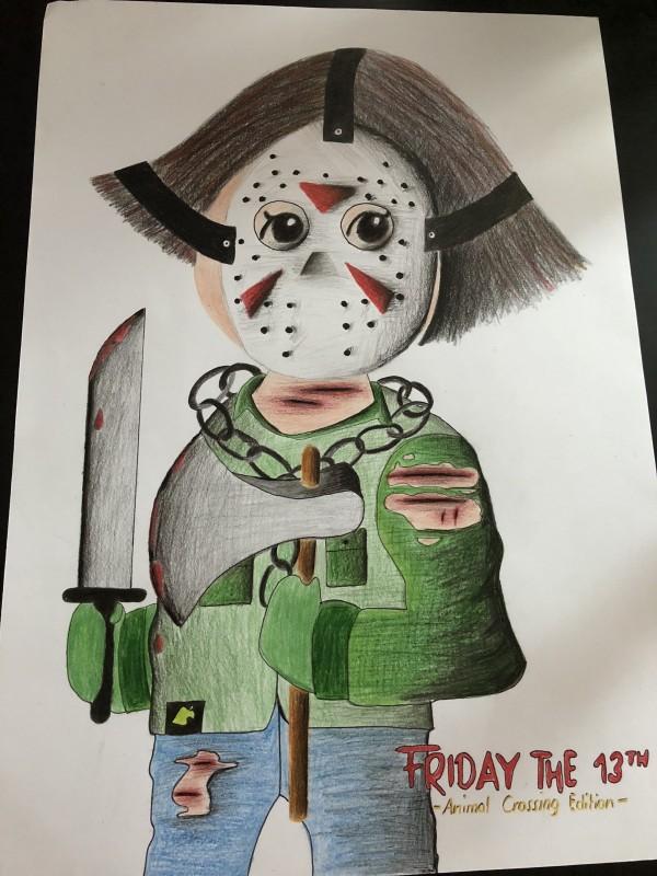 Achtung, Jason the Killer kommt an Halloween!