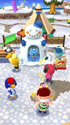 Schneefreude :3
