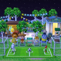 Fußball WM im Pocket Camp