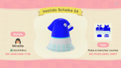 Schalke-Kleid