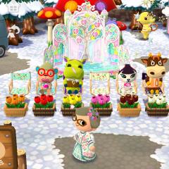 Pixie's Blumenschule
