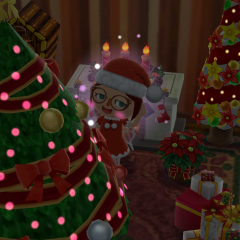 Weihnachtsfan