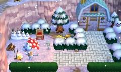 Schneeparadies ♡ (Außen)