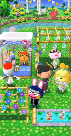 Melindas Gartentreff