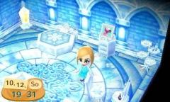 Elsa's Zimmer im Schloss