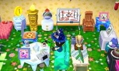 Partyvorbereitungen