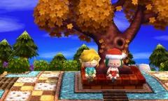 Dorfbaumsitzen
