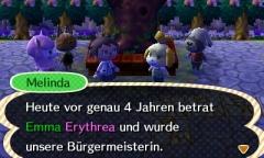 4-Jahres-Jubiläum Erythrea