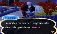 Bürgermeister des Untergrunds / Azuria