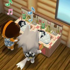 Hasso & Grimm haben viel Spaß beim Abwaschen!