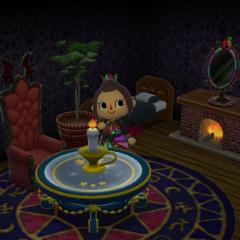 Hexenschlafzimmer